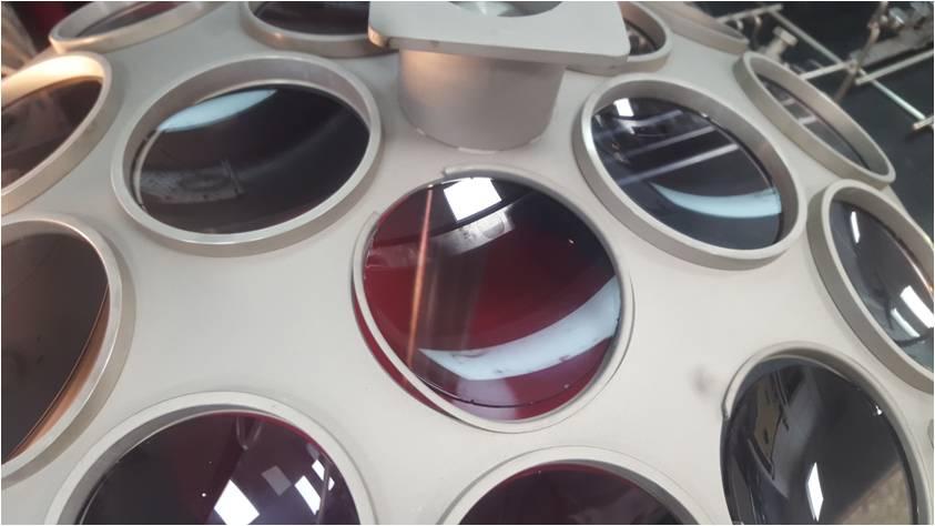 Βελτιστοποίηση Εταιρείας παραγωγής οφθαλμικών φακών